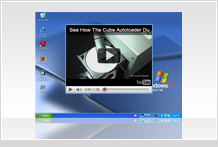 See How The Cube Autoloader Duplicator Works